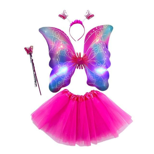 LED Fairy Costume Set - Dress up toys