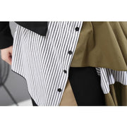 LIRA - Asymmetric Skirt - women's clothing