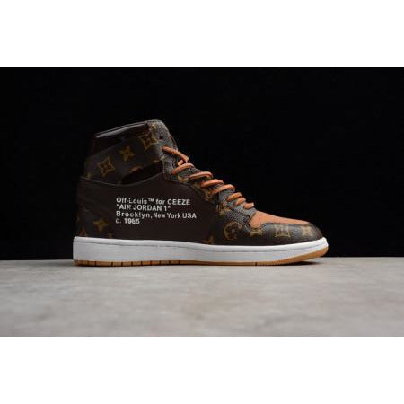 LV OW NAJ 1s Sneakers - men's shoes