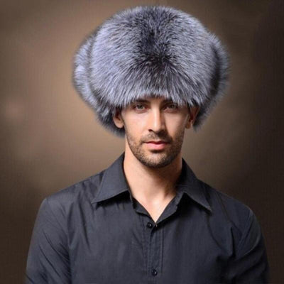 Men's Faux Fur Trapper Hat - Men's Winter Hats