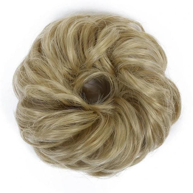 Messy Bun Hairpiece - 107 - Extensions and Hairpieces