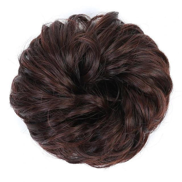 Messy Bun Hairpiece - 2I33 - Extensions and Hairpieces