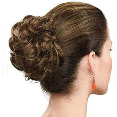 Messy Bun Hairpiece - Extensions and Hairpieces