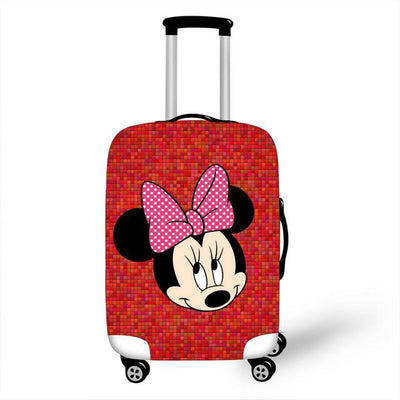 Minnie Red Luggage Cover - as pictures 16 / S - Luggage