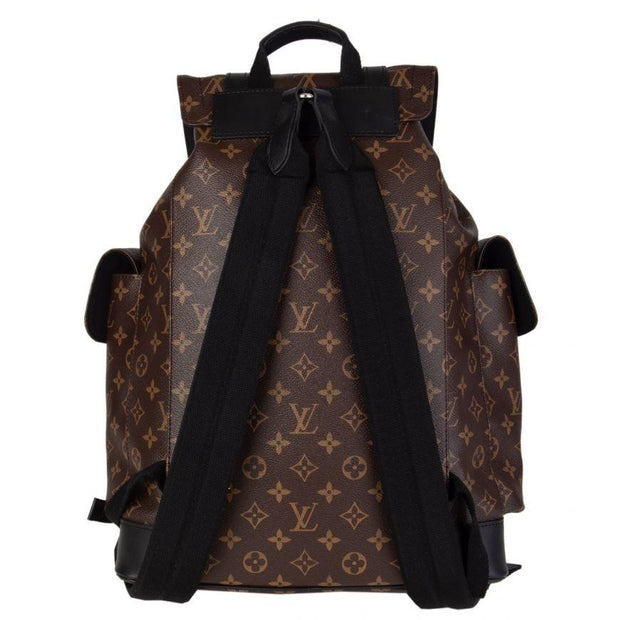 Monogram Macassar 'Christopher' Backpack