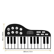 Musical Grand Piano Mat - Kids Toys
