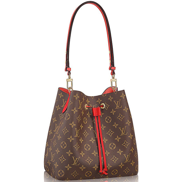 N?ONO? MM - Cherry (Red interior) - Women's Bags