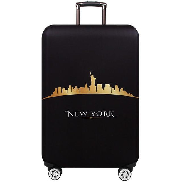 New York Luggage Cover - New York / S - Luggage covers