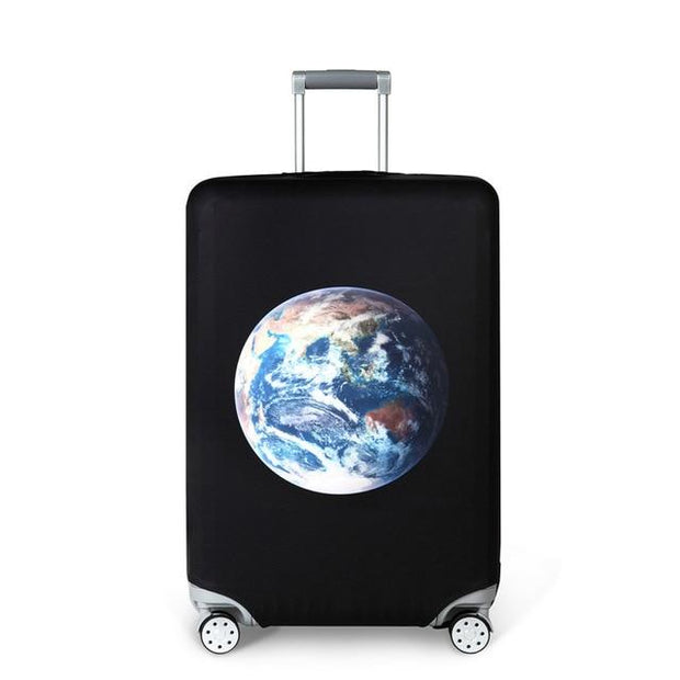 NIght Sky Luggage Cover - O / S - Luggage covers