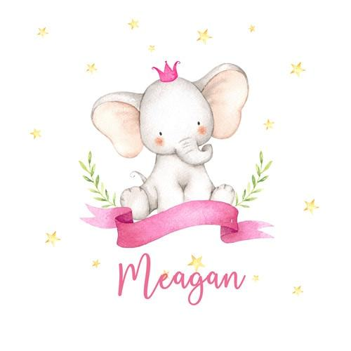 Personalized Baby Blanket - 6 / 43cm cushion cover - newborn