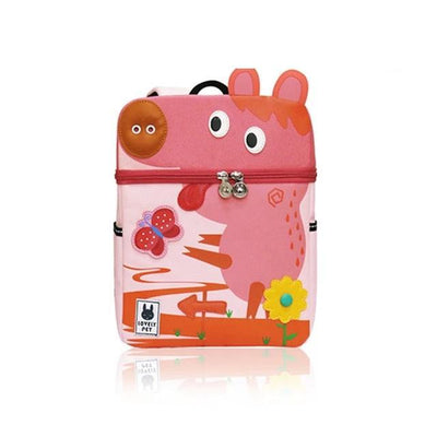 Pig 3D Cartoon Backpack - 1-Big-Pig - children's bags