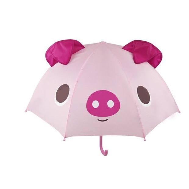 Pig 3D umbrella - Kids Umbrellas