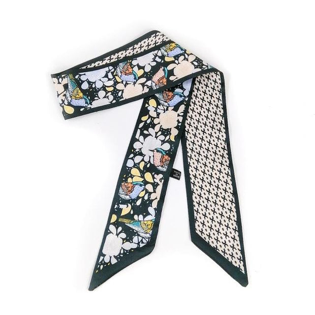 Print Twilly Scarf - twilly scarf