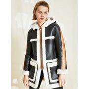 ELIDA - Shearling Sheepskin Jacket