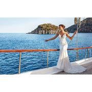 SHAWNA - Sleeveless Mermaid Wedding Dress