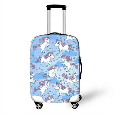 Unicorn, Unicorns Luggage Cover