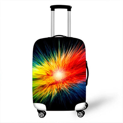 Stand Out Luggage Cover