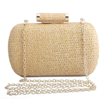 CALLIE - Handcrafted Rattan Bag