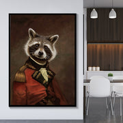 Mr. Raccoon