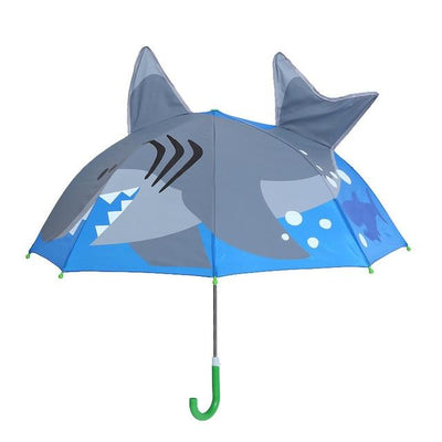 Shark 3D Umbrella - Kids Umbrellas