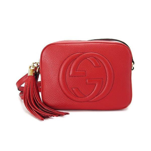 Soho Crossbody Bag - Red - Women's Bags