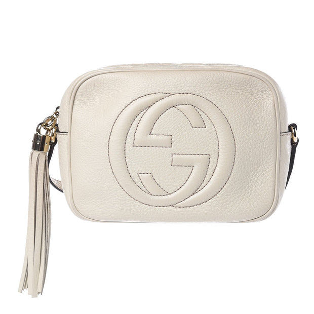 Soho Crossbody Bag - White - Women's Bags