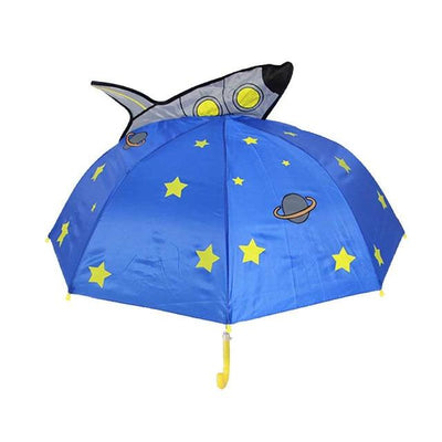 Space Ship 3D Umbrella - Kids Umbrellas