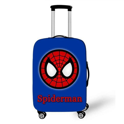 Spiderman Luggage Cover - pxtgothic187 / S - Luggage covers