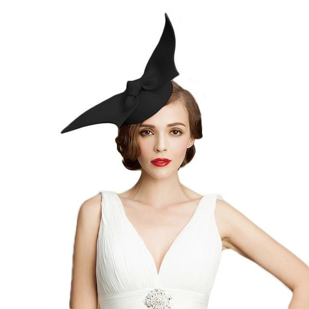 Stacey - Black - Millinery