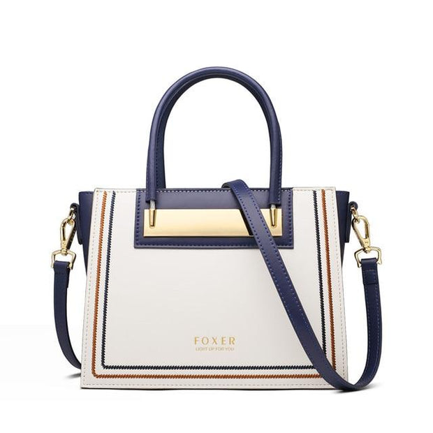 Stella White Bag - Shoulder bags