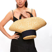 TERALYNN - Handcrafted Straw Bag - Women's Bags