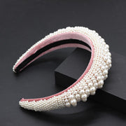 The Charlotte Crown Halo - Pink - Hair Jewelry