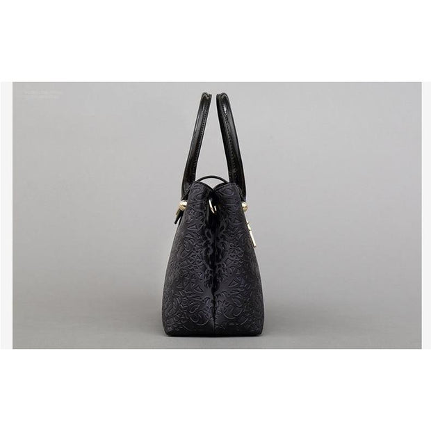 The Madison Ross Black Bag - Women's Bags