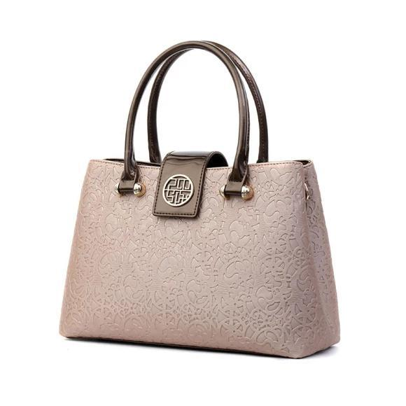 The Madison Ross Gold Bag - Women's Bags