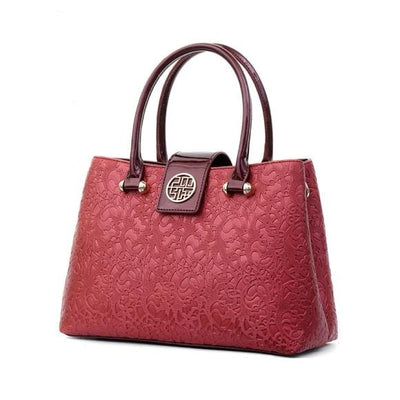 The Madison Ross Red Bag - Women's Bags