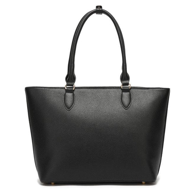 The Classic Tote - Black - THE BENJAMIN ORGANIZATION