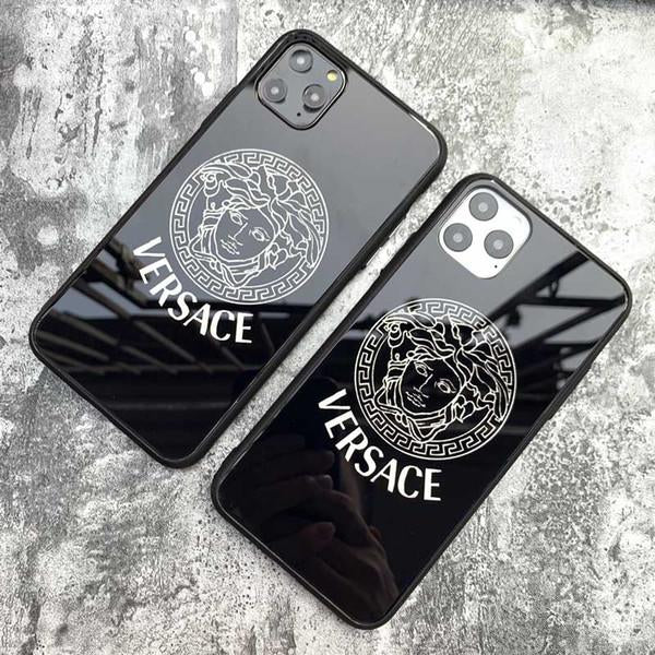 Versace iPhone Case - Black / 11 - Phone case
