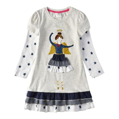 VIKITA - Playdress - RELH3661 / 4 - children's clothing