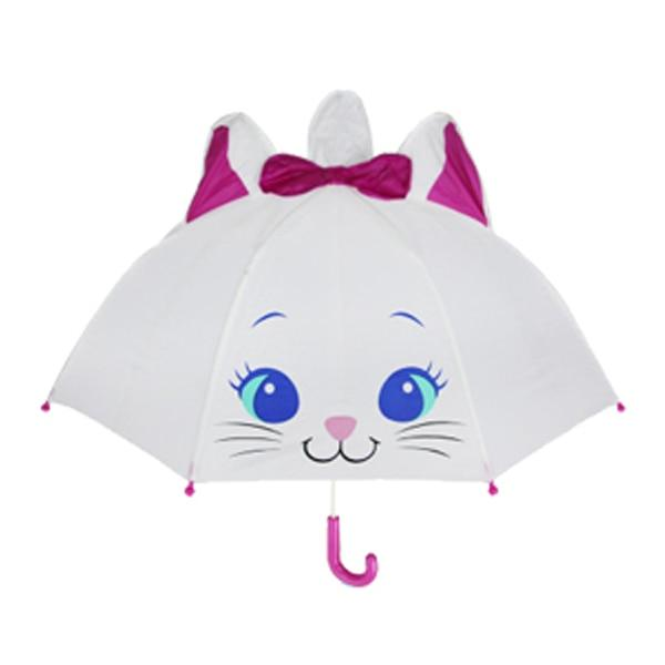 White Cat 3D umbrella - Kids Umbrellas