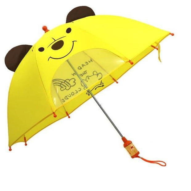 Winnie the Pooh Umbrella - Kids Umbrellas