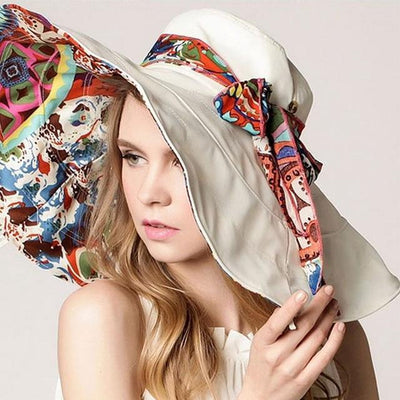 Women's UV Protection Summer Hats - Women's summer hats