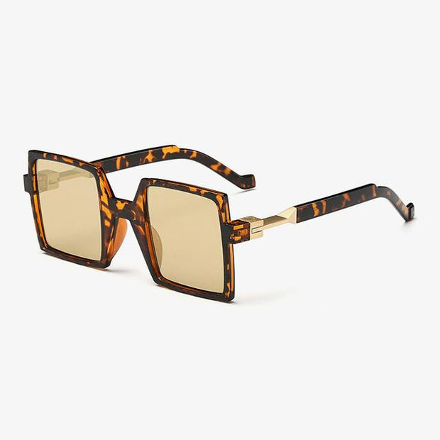 Xpressions Oversized Square Sunglasses - women's sunglasses