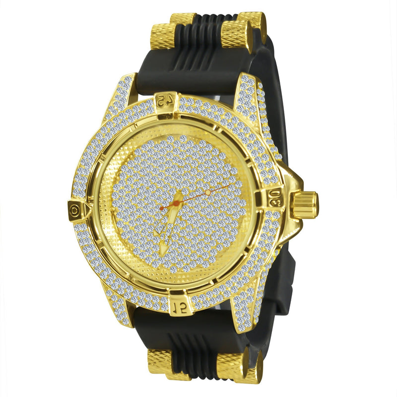iced-out-vvs-rubber-band-watch-dripwatch.store