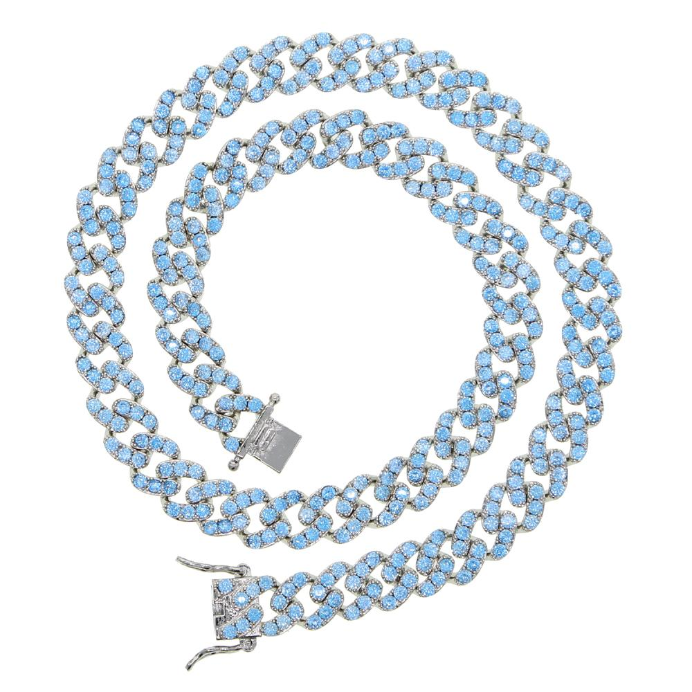 9mm-iced-out-vvs-cuban-chain-necklace-for-women-dripwatch.store