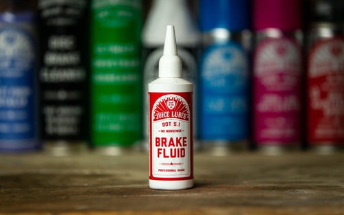 Juice Lubes. Brake Fluid. DOT 5.1