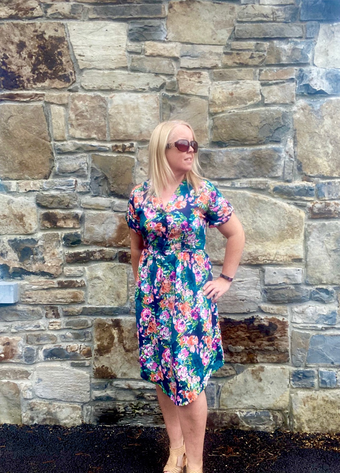 A round-up of my 'Chalk and Notch' Fringe dresses
