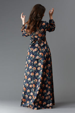 Magnolia Dress By Deer and Doe Patterns