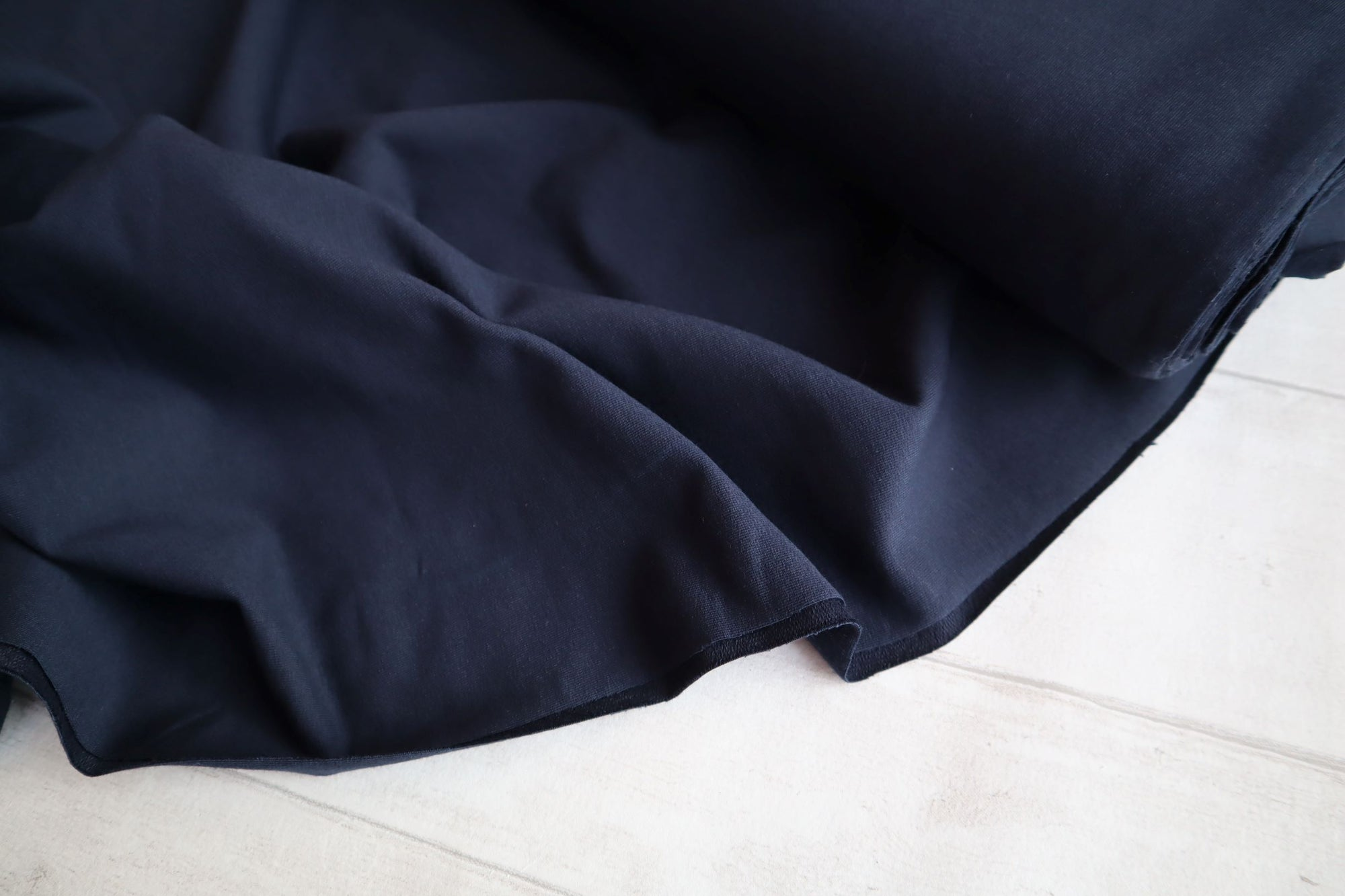 French Terry, Navy €14 per mtr