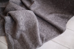 Melange Knit winter jersey ,Grey €16.50 per mtr