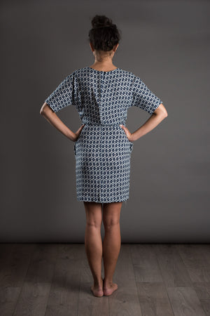 Avid Seamstress Patterns, The Sheath Dress.